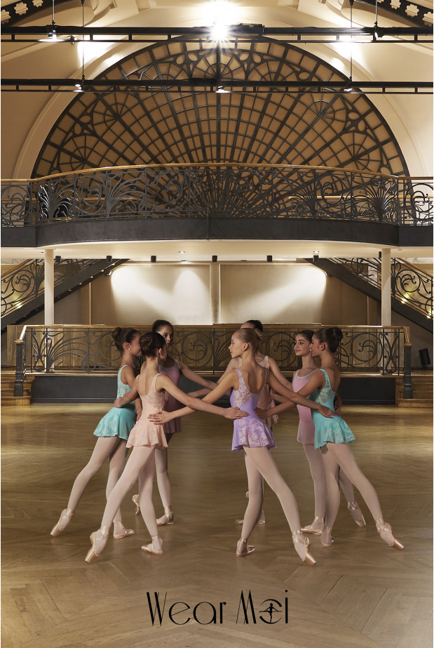 BALLET LADIES & GIRLS GALATE